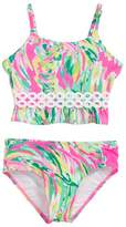 Lilly Pulitzer R Katrina Two-Piece Swimsuit