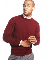 Club Room Cashmere Crew-Neck Sweater, Only at Macy's