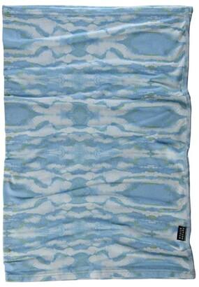 Future Stitch Warped Gaiter (Light Blue) Scarves