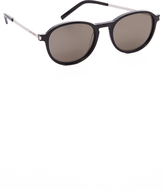Saint Laurent SL 110 Mineral Lens Sunglasses