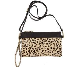 Nooki Design Carey Clutch Leopard