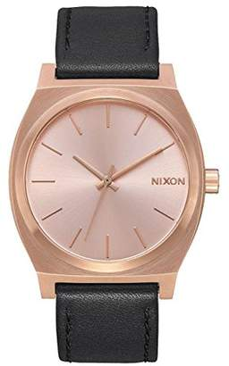 Nixon Unisex Adult Analogue Quartz Watch with Stainless Steel Strap A045-1932-00