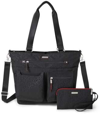 Baggallini Classic Any Day Tote with RFID Phone Wristlet