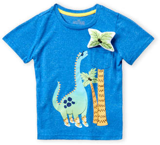Hollywood The Jean People (Boys 4-7) Pillow Dino Tee