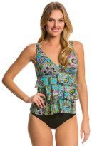Penbrooke Gypsy Triple Tier Soft Cup Tankini Top 8136130