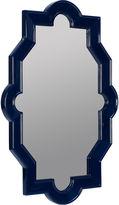 One Kings Lane Trish Wall Mirror, Navy