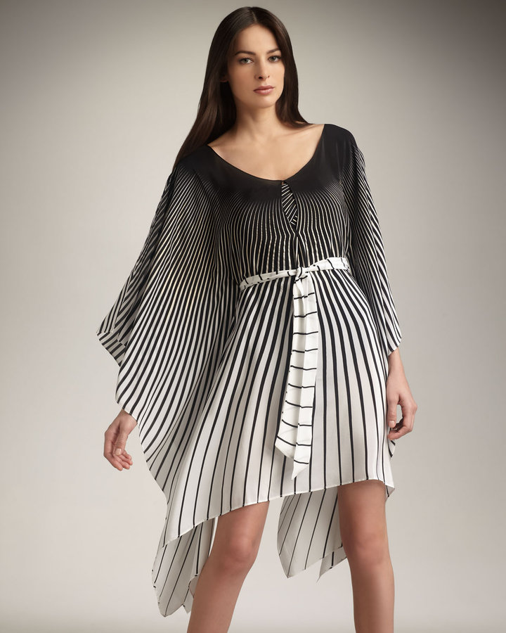 Gottex Vasarelli Striped Coverup