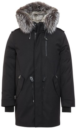 Mackage Moritz Fur-Lined Down & Feather Fill Parka