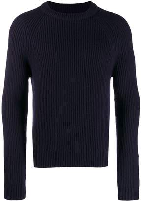 Maison Margiela ribbed knit jumper