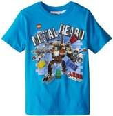 Lego Boys' Metal Beard T-Shirt