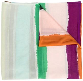 Missoni Colour Block Slim Scarf