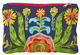 NEW Ruby Yaya Womens Clutches Aari Wallet Clutch Bag Size OneSize Denim