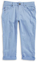 Vigoss Girls 7-16 Girls Distressed Cuffed Capri