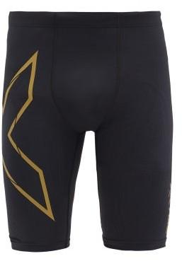 2XU Mcs Compression Running Shorts - Black
