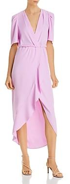 Amanda Uprichard Bonjour High-Low Hem Dress