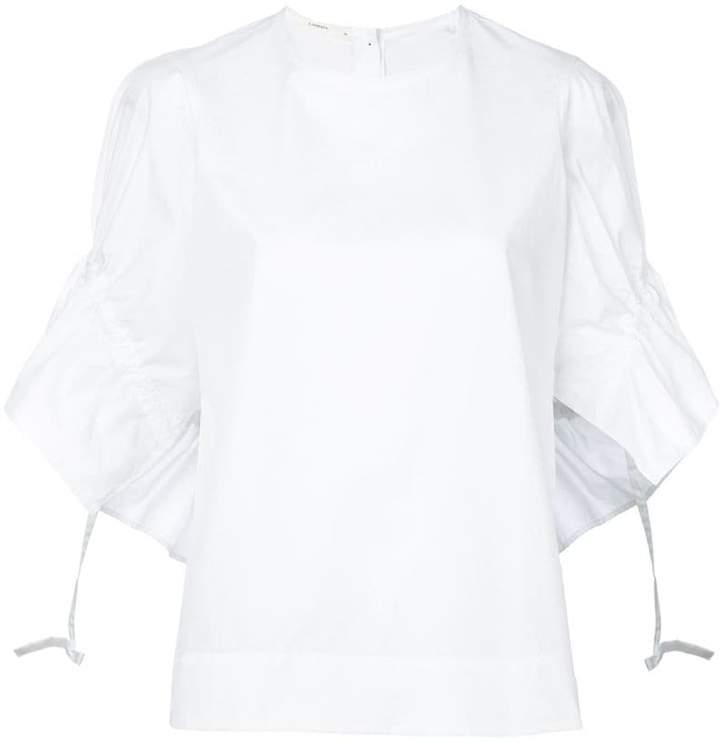 Lareida bell sleeve blouse