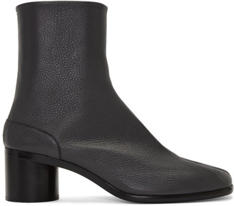 Maison Margiela Grey Tabi Boots