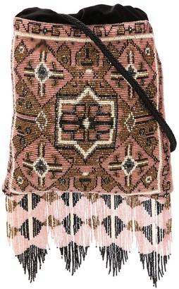 Etro Beaded Bucket Bag