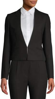 HUGO Alania Cropped Blazer