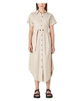 Camilla And Marc C & M C & M London Shirt Dress