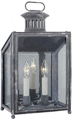 "Ralph Lauren Home Mills Lantern 14.5""W X 10.75""D X 26.25""H"