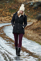 Classic Women's Petite City Anorak Coat-Mulberry Wine
