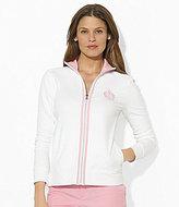 Lauren Ralph Lauren Long-Sleeve Mockneck Jacket