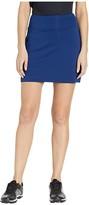 Nike Flex Statement 17 Skirt (Blue Void/Blue Void/Blue Void/Blue Void) Women's Skirt