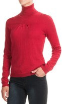 Specially made Silky Turtleneck Sweater (For Women)