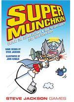 Steve jackson games Super Munchkin Card Game by Steve Jackson Games