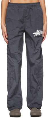 Nike Black Stussy Edition NRG Beach Track Pants