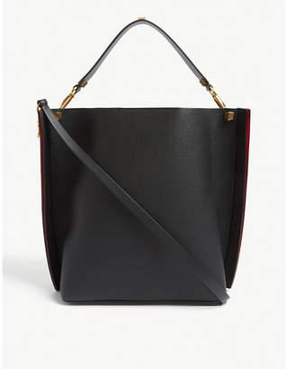 Valentino Escape leather tote