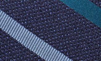 Nordstrom Wayne Stripe Print Silk Tie