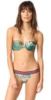 Zimmermann Tropicale Balconette Bikini