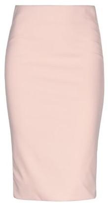 Soallure Knee length skirt