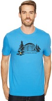 Life is Good Recharge Station Tent Crusher Tee Men's T Shirt