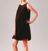 Abs Mini Pleated Bubble Dress