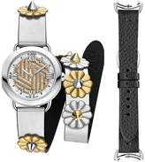 Fendi Selleria watch with interchangeable straps
