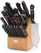Wusthof Gourmet 23-Piece Block Set