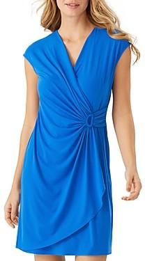 Tommy Bahama Carmela Faux-Wrap Dress