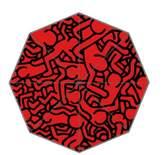 Graffiti Master Keith Haring Custom Umbrella Outdoor Supply Fashion Portable Foldable Bmbershoot