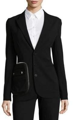 Givenchy Peak Lapels Jacket
