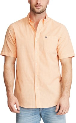 Chaps Men's Slim-Fit Easy-Care Button-Down Shirt