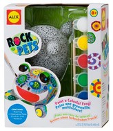 Alex Crafts Rock Pets Garden Frog