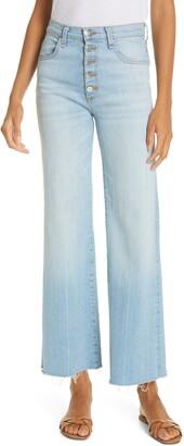 Veronica Beard Kirra Flare Jeans