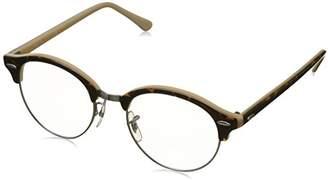 Ray-Ban Unisex-Adult's 4246V Optical Frames, Negro