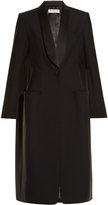 Balenciaga Shawl-lapel single-breasted coat