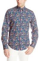 Moods of Norway Men's Arne Vik Slim Fit Shirt
