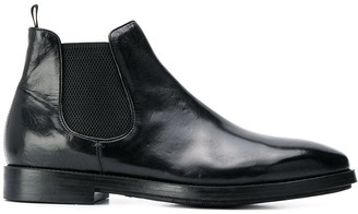 Officine Creative elasticated panel Chelsea boots