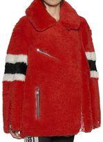 MSGM Mutton Fur